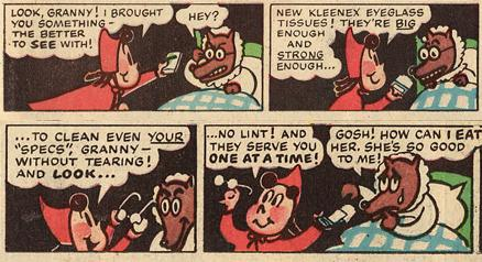 Little Lulu, by Marge (1950)