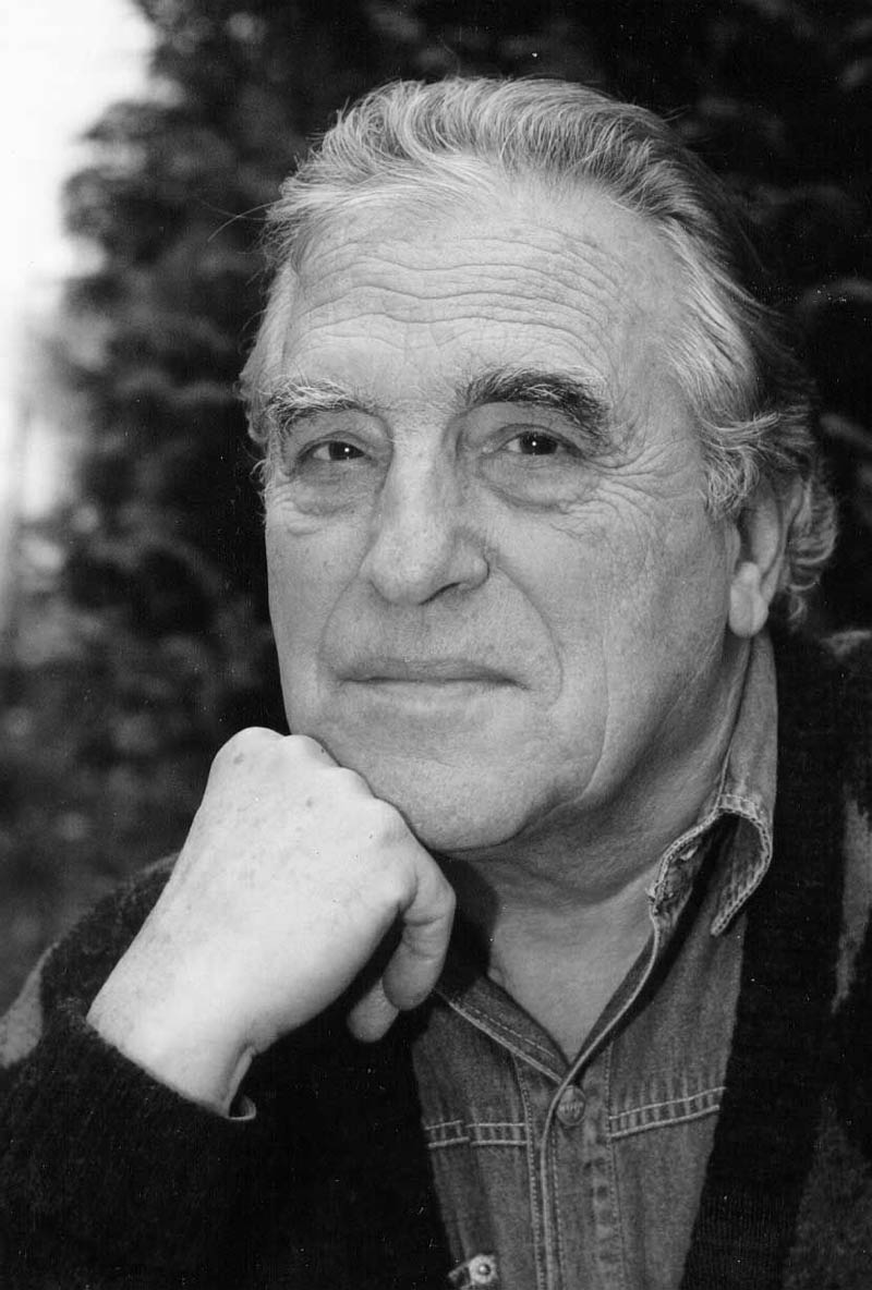 photo of Jacques Martin (1921-2010)