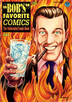 Bob's Favorite Comics, by Paul Mavrides