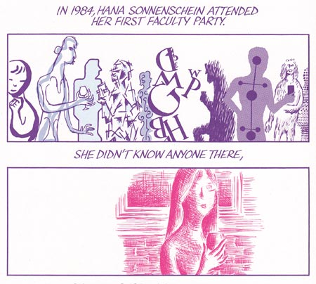 Asterios Polyp by David Mazzuchelli