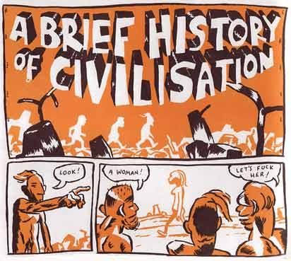 A Brief History of Civilisation, by David Mazzucchelli