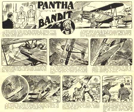 Pantha the Bandit by John McCail