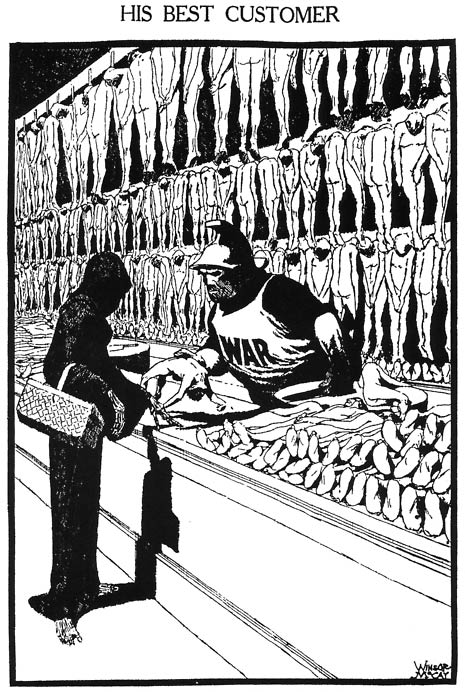 Political cartoon by Winsor McCay