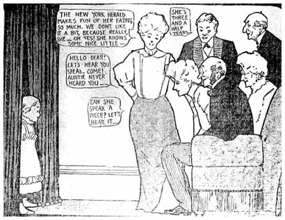 Hungry Henrietta, by Winsor McCay 1905