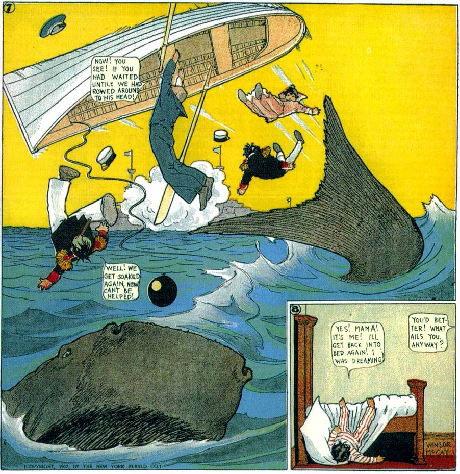 Little Nemo by Winsor McCay