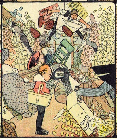 Little Sammy Sneeze by Winsor McCay