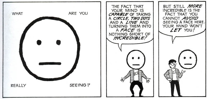 Understanding Comics, by Scott McCloud