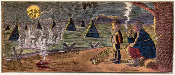 Injun Summer by John T. McCutcheon