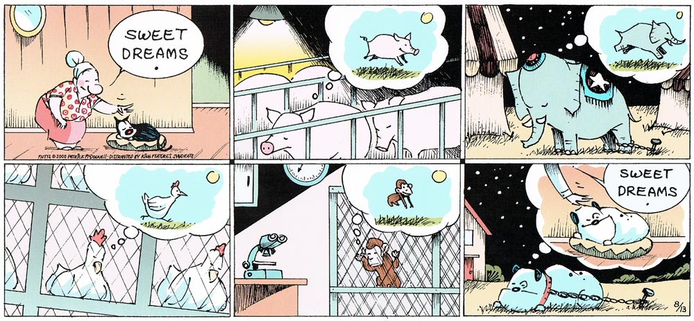 free online mutts comic strip