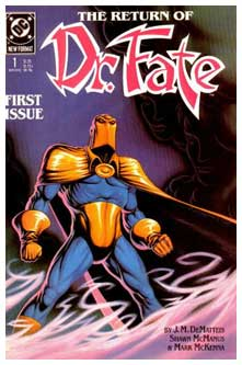 Dr Fate, by Shawn McManus