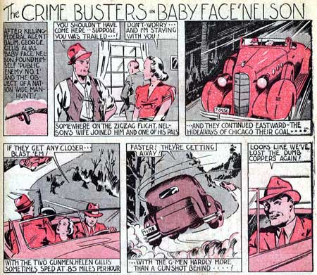 The Crime Busters, by Al McWilliams