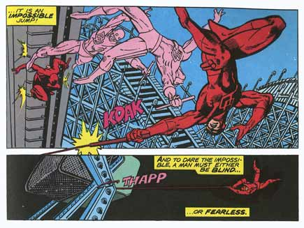 Daredevil, by Frank Miller (1979)