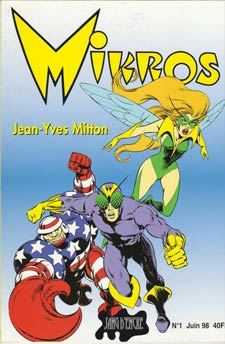 Mikros by Jean-Yves Mitton