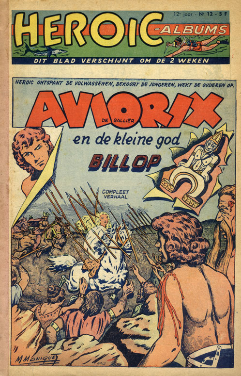 Aviorix, by Marcel Moniquet