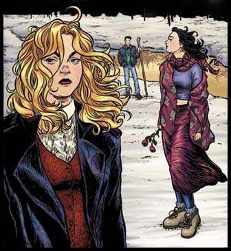 Strangers in Paradise, by Terry Moore