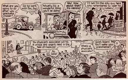 Gasoline Alley, by Dick Moores