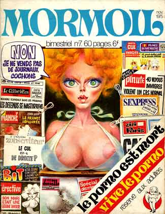 cover by Morchoisne (1975)
