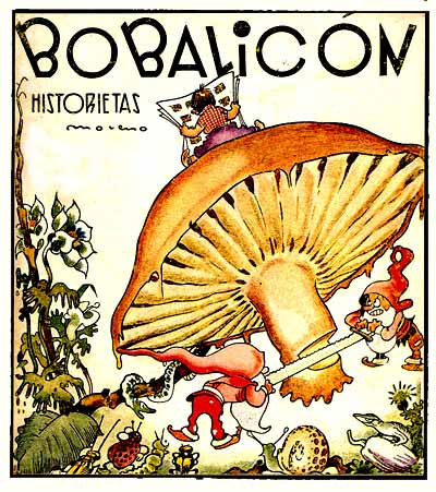 Bobalicon, by Arturo Moreno