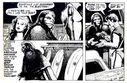 From Eerie, by Pepe Moreno 1979