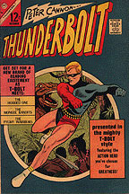 Thunderbolt by Pete Morisi