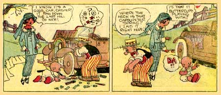 Toots and Casper, by Jimmy Murphy (1923)