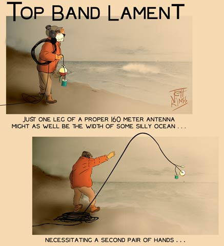 Top Band Lament by Jeff Murray