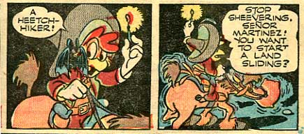 Panchito, by Paul Murry (1945)