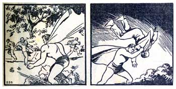 Superman, by Siegel & Shuster