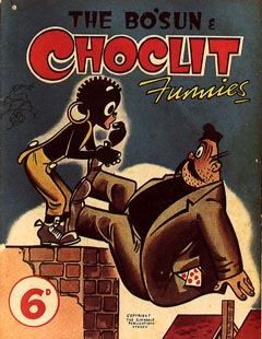 Choclit, by George Needham