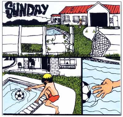 Sunday, by Nicholas Nesbitt