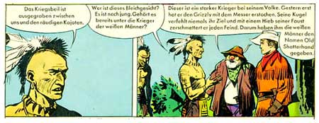 Winnetou, by Walter Neugebauer