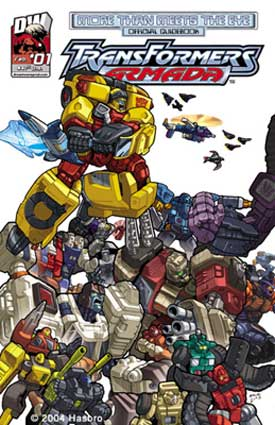 Transformers, by Joe Ng