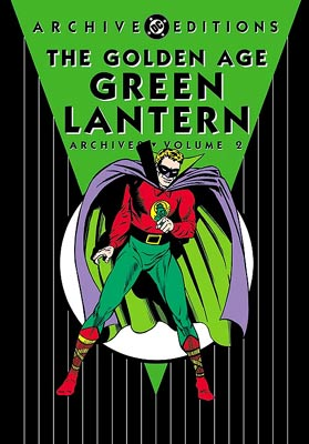 Green Lantern, by Martin Nodell