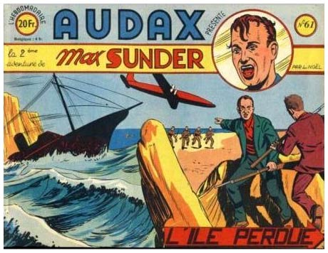 Max Sunder by L. No�l