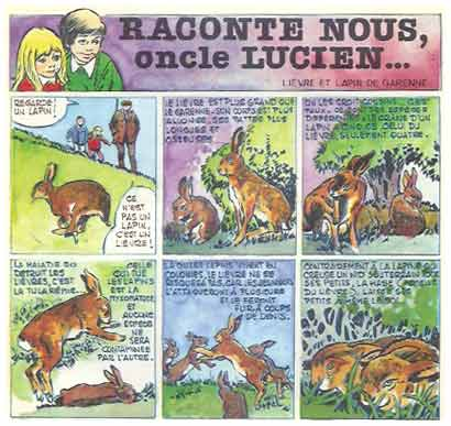 Raconte Nous, Oncle Lucien, by Lucien Nortier