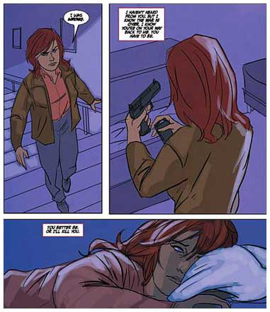 The Infinite Horizon by Phil Noto