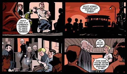 Powers, by Michael Avon Oeming