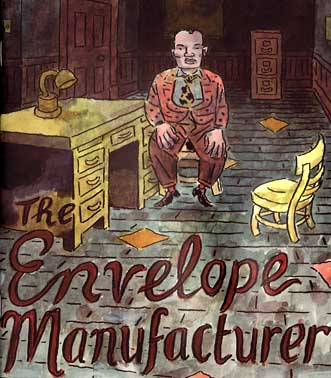 The Envelope Manufacturer, by Chris Oliveros
