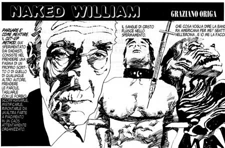 Naked William by Graziano Origa