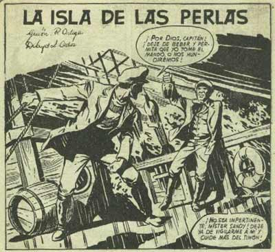from Hombres de Accion, by Leopoldo Ortiz