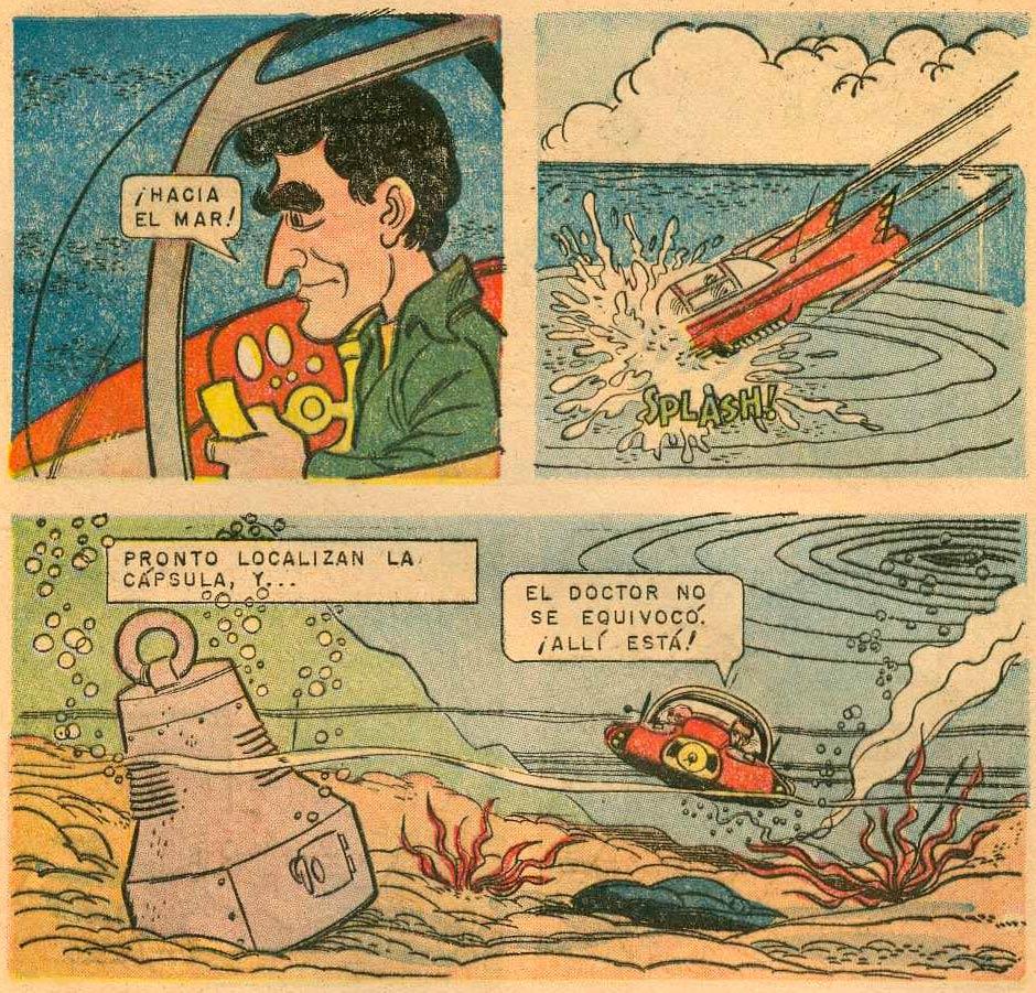 The Comic News Editorial Cartoon By Paul Conrad Tribune: Lambiek Comiclopedia