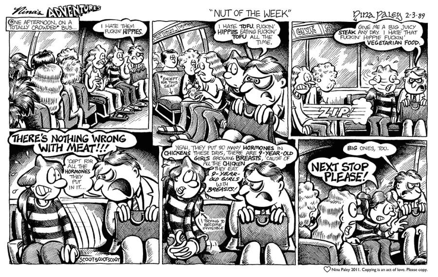 Nina Paley - Lambiek Comiclopedia