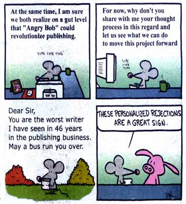 Pearls Before Swine, by Stephan Pastis