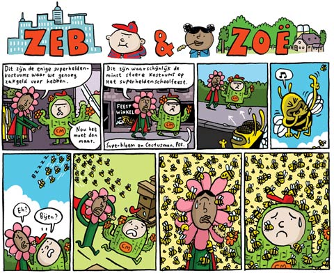 Zeb & Zoë by Boris Peeters