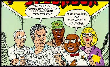 American Splendor, by Harvey Pekar
