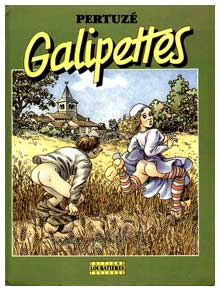 Galipettes, by Jean-Claude Pertuzé