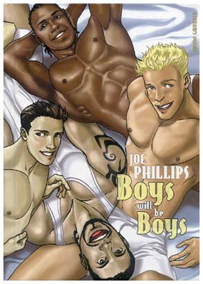 Boys will be Boys, by Joe Phillips
