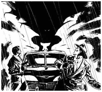 Gotham Noir, by Sean Phillips