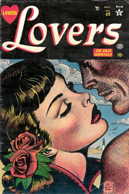 Lovers, by Jay Scott Pike