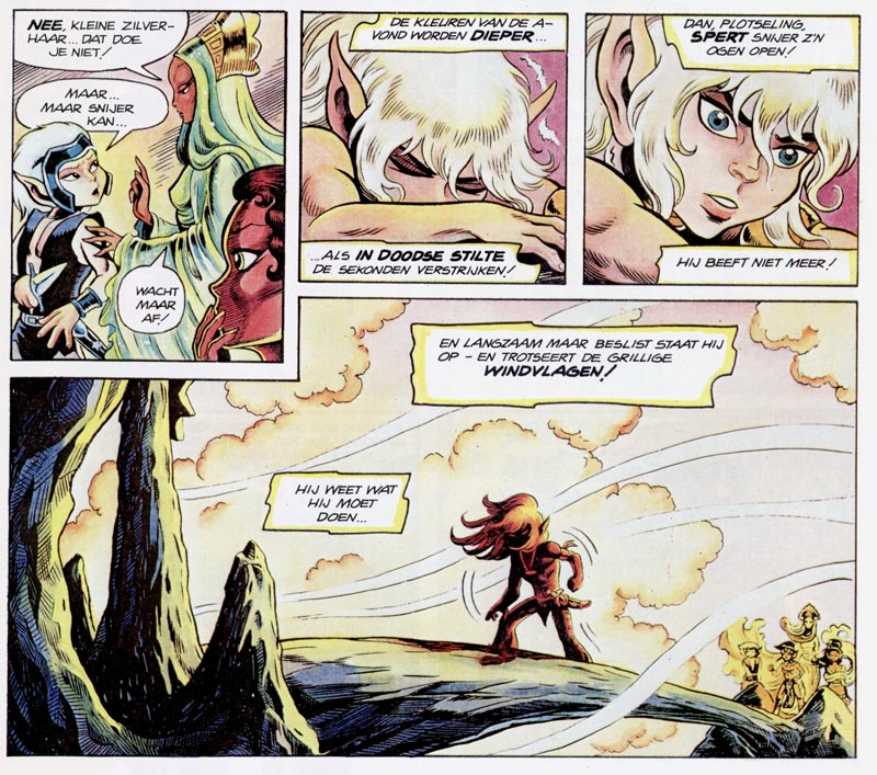Elfquest by Wendy Pini